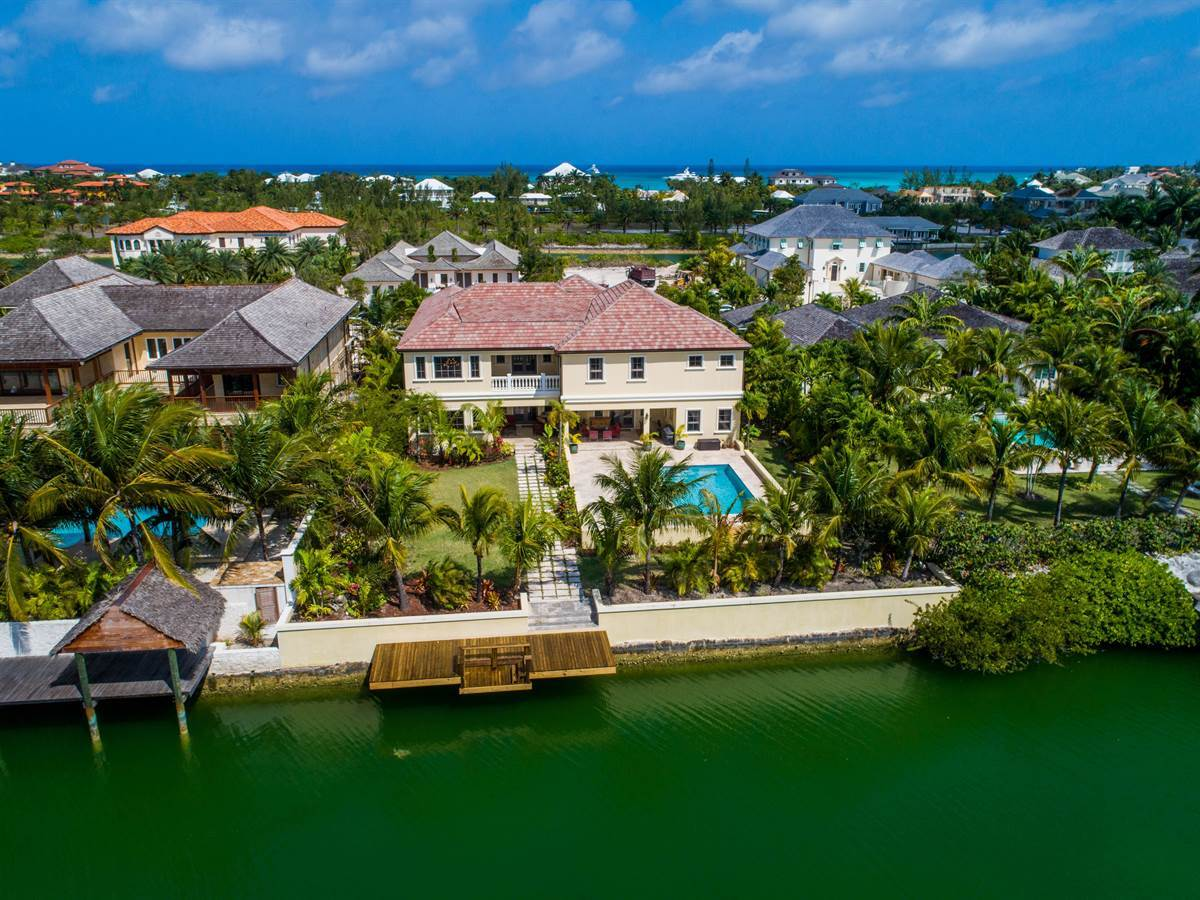 Bahamas Luxury Real Estate - Bahamas Homes for Sale